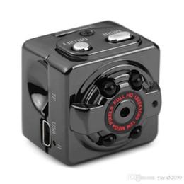 caméra cachée de vision nocturne sans fil Promotion SQ8 HD Vidéo 1080p DV DVR Caméra Caméra Mini Cam Détection de mouvement avec vision nocturne infrarouge