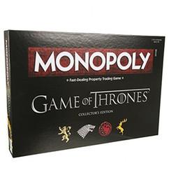 2019 cadeaux de trônes de jeu Monopoly Game of Thrones Conseil Carte Thème Fast Dealing Jeux de Trading de Propriété Idéal Cadeau ou Activité Pour Thrones Fans Cards cadeaux de trônes de jeu pas cher
