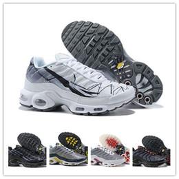 nike air max Mens originale Wmns Plus TN Se Designer Sneakers Chaussures Homme TN Scarpe da basket Uomo Zapatillas TNs Scarpe da corsa Eur40-46 cheap original men running shoes da scarpe da ginnastica originali fornitori