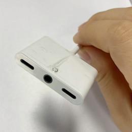 Nouvelle version 3.5 Adaptateur audio Câble d'adaptateur audio pour casque de chargement 3 en 1 pour système 7/8 / X 12 ? partir de fabricateur