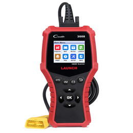Starten obd2 codeleser online-LAUNCH CR3008 OBD2 Auto Scanner OBDII Motorfehlercode-Lesegerät Check Engine Light Diagnostic Scan Tool