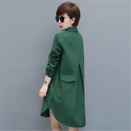 competitive price 963dd ce0b6 Sconto Coreano Donne Di Moda Giacche Lunghe | 2019 Coreano ...