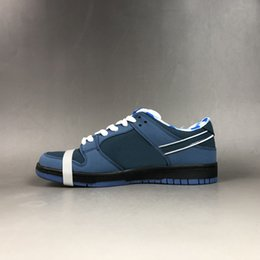 quality design 704e5 b8d29 Designer 2019 Concepts x Sb Low Dunk Blue Purple Lobster Running Shoes Dunks  1s Women Mens Trainers Pro QS Sneakers Zapatillas with Box sb dunks outlet
