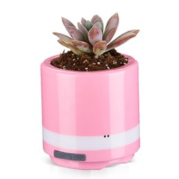 piano accessories Coupons - Car air purifier bluetooth speaker potted purifier intelligent touch sensor can play piano and sing car accessories for