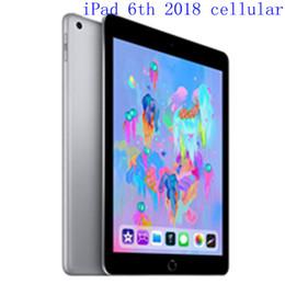 "ipad tablet 16gb Rabatt Original Refurbished Apple iPad 2018 Wifi + Celluar iPad 6th Touch ID 9,7 ""Retina-Display IOS A10 Refurbished Tablet-Unterstützung Apple-Bleistift"