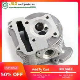 64mm 80cc VALVE ASSEMBLY SET FOR SCOOTERS WITH QMB139 MOTORS