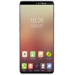 gps do jogador Desconto Goophone eS10 Além disso MTK6580 QuadCore 1 GBRAM 16 GBROM 6.3 polegadas 8MP Bluetooth4.0 GPS WIFI 3G WCDMA Smartphone Caixa Selada Falso 4G Mobilephone