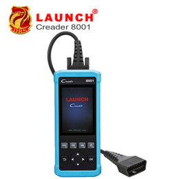 epb scanner Promo Codes - New DIY Code Reader CReader 8001 Full OBD2 Scanner Scan Tool with Oil,EPB Reset Service CR8001 support ABS & SRS