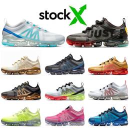 Nike Air Vapormax 2019 Stilista CPFM X Vomaxpor 2019 Cactus Plant Mercato delle pulci Scarpe da corsa per uomo donna TN Plus tns scarpe Sneaker