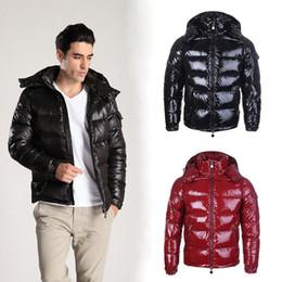 2020 donne con cappotti invernali Marca famosa del progettista del Mens Down Jacket Uomo Donna inverno di alta qualità parka Designer Mens cappotti invernali Nero Rosso sconti donne con cappotti invernali