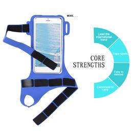 Противоугонный держатель телефона онлайн-Pouch Sport Waterproof Outdoor Arm Phone Bag Cycling Anti-theft Phone Protective Armband Holder Armband Bag Arm Band Pouch