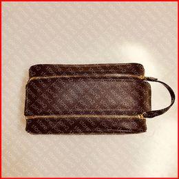 Wholesale SAC DE TOILETTE KING SIZE M47528 trousse de toilette pour femmes sacs à main de luxe pour femmes de créateurs de mode