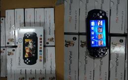 2019 romantik curl haare PAP Gameta II-Handspielkonsolen Tragbare 64-Bit-Retro-Videospiel-Spieler in 16 GB Unterstützung TV-Ausgang MP3 MP4 MP5 Kamera rabatt romantik curl haare