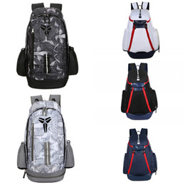 outdoor camp bag Promo Codes - 2019 New Arrival Designer Travel Bags Mens Backpack High Quality Men Women Outdoor Sport Bags Basketball Backpacks