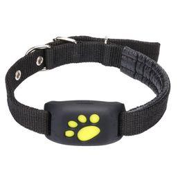 Ошейник с GPS трекерами регулируемые ремни Pet базовый ошейник GPS локатор смарт-анти-падение беспроводной собака монитор Finder от