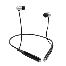 Musica di ascolto wireless online-Auricolare Bluetooth stereo Auricolare Bluetooth Auricolare wireless Risposta Chiama Ascolta Musica Sport Auricolare con imballaggio al dettaglio