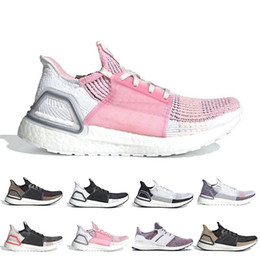 zapatos ultra sin jaula de impulso Rebajas 2019 Ultra Boosts Refract Active Red Dark Pixel Running Shoes Hombre Laser Red Shoes Oreo ultraboost Uncaged Women Shoes talla 36-45