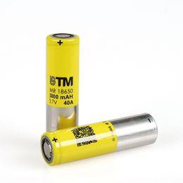 100% d'origine Listman IMR 18650 3000mAh 40A 3.7V haute batterie rechargeable adaptable à toutes les cigarettes électroniques pour 510 fil Box Mod ? partir de fabricateur