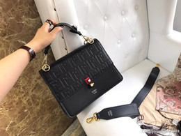 designer donne borse di lusso di alta qualità crossbody XXSfendi bag romboidale classica borsa a tracolla in vera pelle da