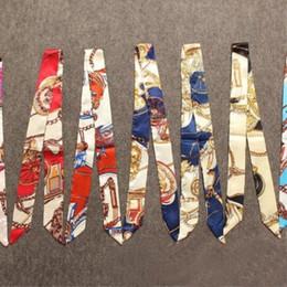 Kadın Çanta Kolu Ipek Kurdele Dekorasyon 38 Tasarımlar Kadın Moda Sıska Boyun Eşarp Kızlar Saç Bandı 100 Parça DHL nereden