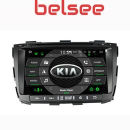 kia sorento gps Rabatt Belsee Octa Core Ram 4 GB Rom 64 GB Auto DVD-Player Head Unit GPS-Navigation Multimedia für KIA Sorento 2012 2013 2014 2 Din Stereo