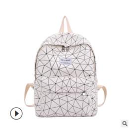 mochilas de couro para a mulher da faculdade Desconto 2019 Super quente mochila mulheres novo couro macio versátil com p estudantes universitários mochila simples chique mochila mulheres gosto de Hong kong
