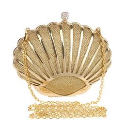 marcas americanas vestidos de noche Rebajas de lentejuelas embrague de las mujeres de moda los bolsos de tarde de Bling de embragues del día del color del oro del metal de bloqueo boda del monedero del bolso femenino June19