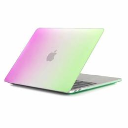 a1398 mela Sconti Custodia per laptop arcobaleno per Apple MacBook Pro 15.4 Retina A1398 Custodia antiurto antiurto per MacBook A1398