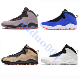 16d79265254 10s Mens basketball shoes 10 Desert Cat Tinker Cement mens shoes Grey Cool  grey iam back Powder blue trainers sports sneakers EUR 40-47