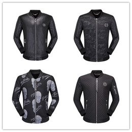 Argentina 2019 nuevos hombres chaqueta abrigo abrigo patchwork diseñador impreso chaqueta de los hombres moda de invierno de los hombres M-3XL Suministro