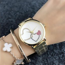 3593a25a0a watch pattern girls Coupons - Fashion Design Women's Quartz wrist Watches  for women Girl Colorful crystal