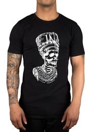 2019 camiseta tyga Tyga Last Kings Pharoah Skull camiseta YMCMB Rack City Young Money Ropa divertida 100% algodón camiseta harajuku Verano 2018 rebajas camiseta tyga