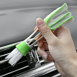 q5 accessori Sconti Car Brush tools Cleaning Accessories for Volkswagen BMW Audi Polo Audi Q5 MG6 Lexus CT200h Ford Focus 2 3 BMW F10 F20 Honda
