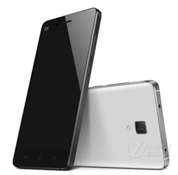 2019 nota de lenovo 100% nuevo Original Xiaomi Mi4 4G FDD-LTE MIUI 6 Quad Core RAM 2 GB ROM 16 GB 5.0 pulgadas 1920 * 1080 FHD 13.0MP VS lenovo k5 nota lenovo k3 nota nota de lenovo baratos