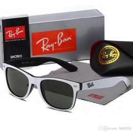Meilleures marques de lunettes de soleil Plank pour femmes hommes style occidental classique carré UV400 mens noir grand angle cadre G15 lunettes de soleil avec boîte ? partir de fabricateur