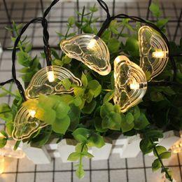 decorações para festa de jardim Desconto Nuvem de Cordas luzes noite LED iluminação ambiente Indoor / Outdoor coloridos para decoração de Natal Garden Party