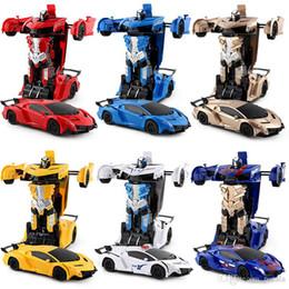 1h12 voiture télécommandée robot de transformation 2.4G 4WD roues conduite voiture tout-terrain RC voiture 4WD sur pilotis voiture d'escalade RTR jouet pour enfants ? partir de fabricateur
