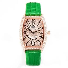 Argentina Número romano Estilo Mujeres Reloj Completo diamante Señora Cadena de acero reloj de pulsera Reloj de cuarzo de lujo Alta calidad ocio diseñador de moda reloj Suministro