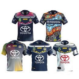 2018 NORTE QUEENSLAND COWBOYS MULHERES EM LAGUE JERSEY MENS Cowboys WIL  rugby Jerseys NRL Nacional Rugby League nrl camisa Jersey s-3xl 76e8fe04ac0a0
