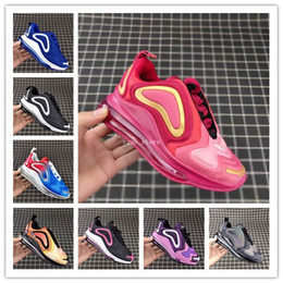 2019 Nike Air Max 720 Youth Running Shoes Kid Sneakers Air
