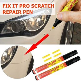 Araba Scratch Onarım Remover Kalem Fix it Pro Clear Coat Aplikatör Boya Kalem Araba-styling Scratch Remover Oto Boyama Araba aracı nereden temiz araba çizik onarım sökücü tedarikçiler