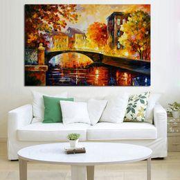 Peinture à l'huile peinte à la main sur toile de pont peinture à l'eau peinture à l'huile abstraite moderne mur de toile art salon décor ? partir de fabricateur