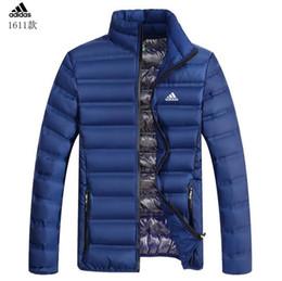 2019 Großhandel Winter Daunenjacke ultraleichte Männer 90% Jacke wasserdichte Daunenjacke fgADiFDaSCVN Mode für Männer Mantel Mantel 1611M 4XL