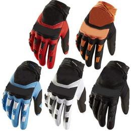 revit moto Rebajas Guantes de motocicleta de diseñador de dedo completo de calidad Motocross 5 colores Moto Protectores de engranajes Guantes para montar en bicicleta Equipo para hombres M - 2XL QP023