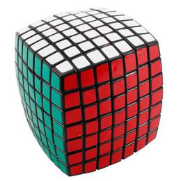 Nuevos productos que venden el cubo de Rubik de séptima orden de la competencia profesional especial 7 cubos de cerebros educativos del cubo de Rubik de orden de 7 orden desde fabricantes