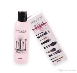 Argentina Solución de limpieza de hojaldre, limpieza, cepillo de limpieza, cepillo, limpiador, herramienta de maquillaje de belleza, solución de limpieza de hojaldre 180 ML Suministro