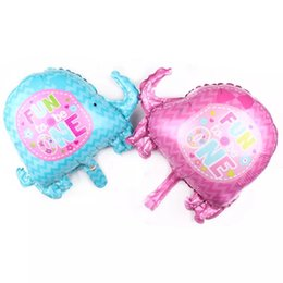 16inch Elephant Balloons Foil Happy Birthday Holiday Party Decoration Supplies