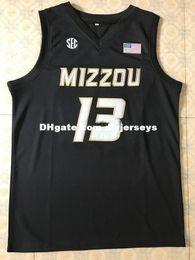 2019 chalecos personalizados Misuri Tigers # 13 Michael Porter Jr College Basketball Top Jersey personalizado Personalizar cualquier número y nombre XS-6XL vest Jerseys NCAA chalecos personalizados baratos