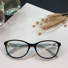 8f71bbbad797 NEWARRIVAL eleglant femaleTF2105glasses CAT-EYE lightweight metal hollow  prescription galssses pure-plank frame55-17-140 full-set case