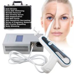 chips de agua Rebajas Pistola de mesoterapia para la piel antiarrugas para blanquear la piel máquina de rejuvenecimiento inyección de meso pistola spa salón uso equipo de belleza